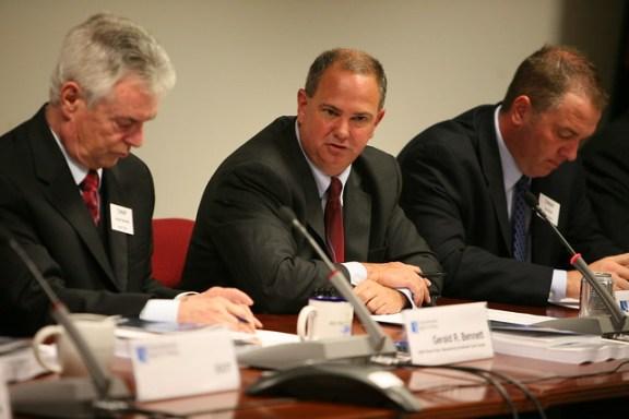 CMAP Board meeting