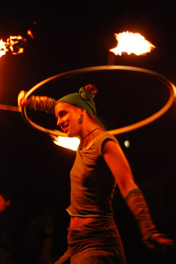Fire Hoop (Marria)