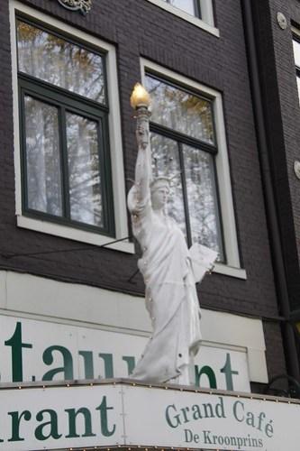 Dutch Statue of Liberty