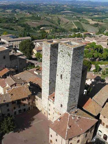 Türme San Gimignano