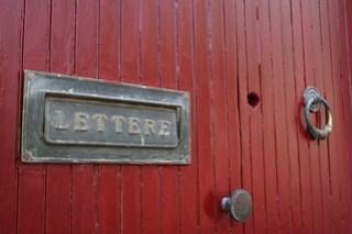 Letters, Lettere