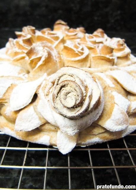 Como se faz: Massa Viva de Pão Decorativo