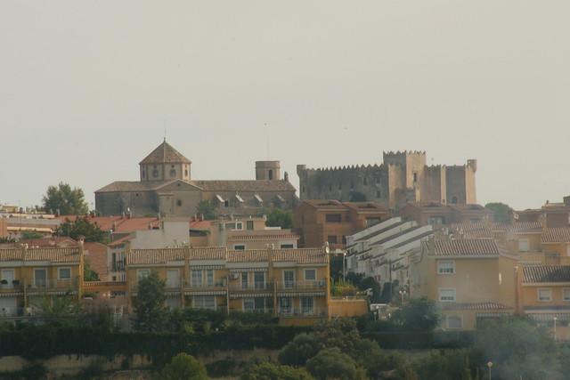 Castell d'Altafulla, vista parcial. Tarragona - 04. codi RI-51-0006567