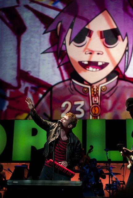 """Gorillaz – """"Feel Good Inc """"   Don't Forget The Songs 365"""