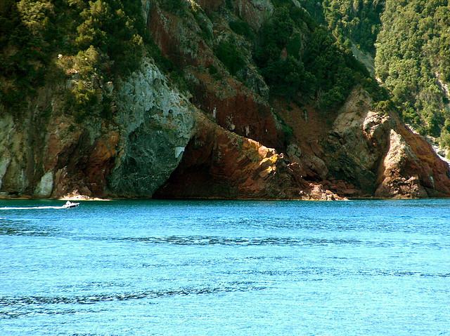 Elba's cave