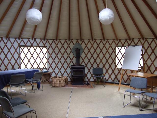 Yurt Interiors A Gallery On Flickr