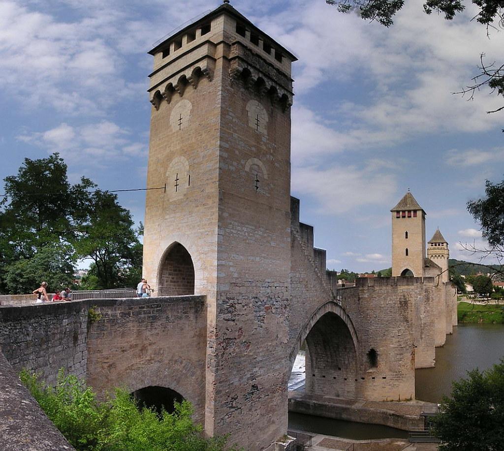 Cahors-Puente Valentré- Francia 06