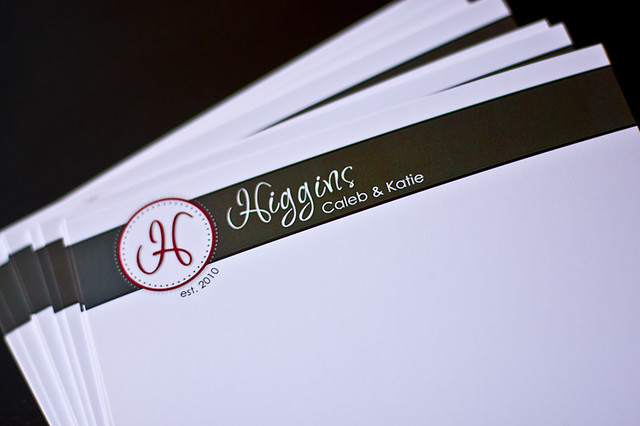{DFW Photographer} Custom Stationary