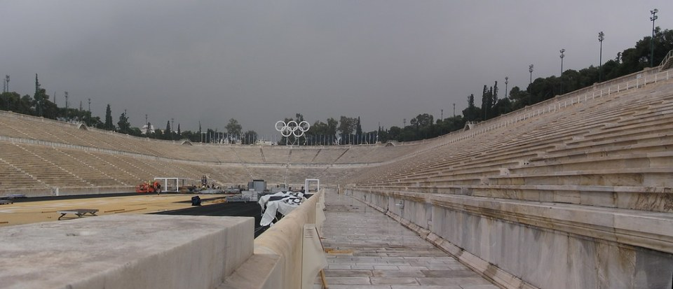 Grecia Atenas Estadio Panathinaikon 02