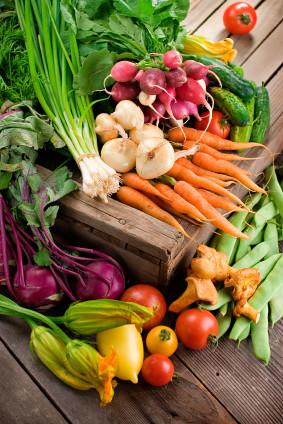 Seasonal Eating & Healthy Living