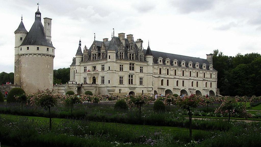 Castillo Chenonceau Francia 24