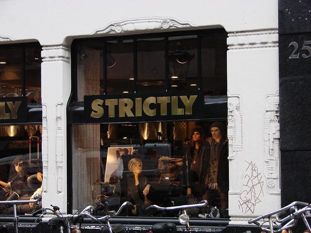 Strictly Rietveld
