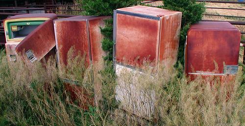 Field Refrigerators
