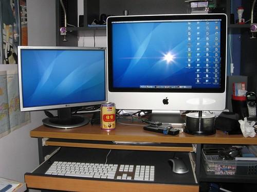 iMac Setup 1