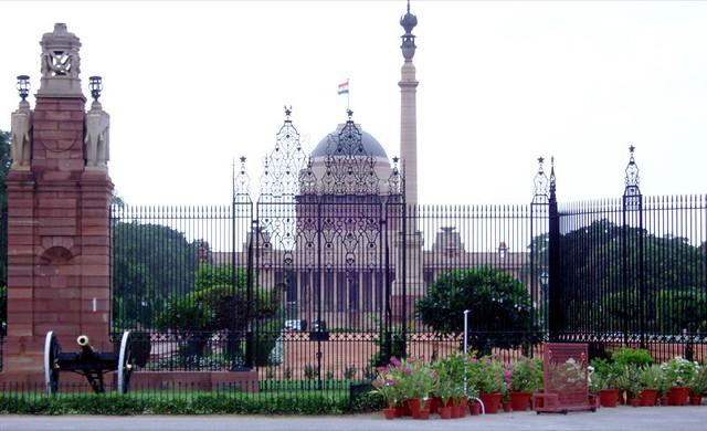 대통령궁(Rashtrapati Bhavan)