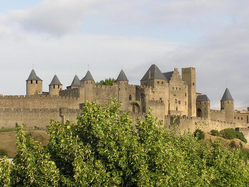 Carcassonne Francia 56