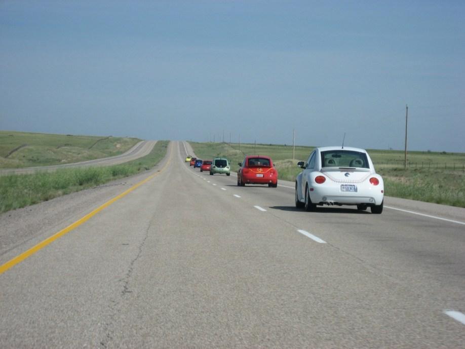 Route 66 Caravan