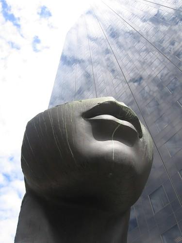 ...The transcendantal Idol thinking about future of humanity...