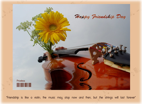 Happy friendship day .. by rutchee