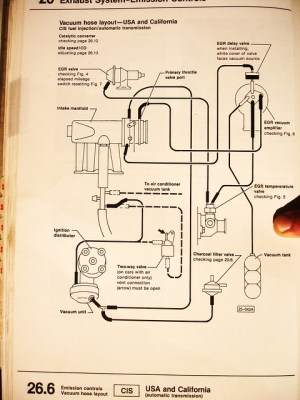 1979 vw rabbit vaccum hose diagram | Explore naterkane's