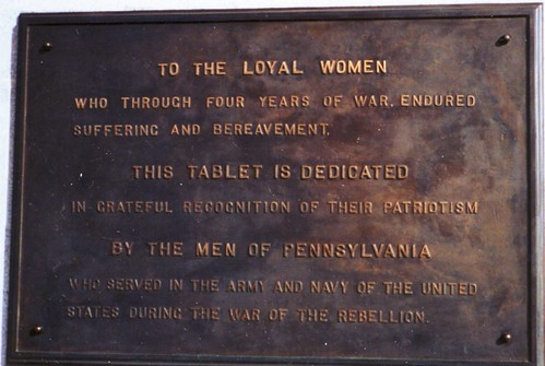 Pennsylvania Women Plaque