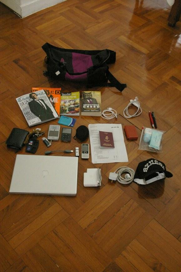 Hong Kong Go Bag - Timbuk2