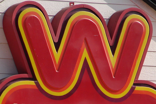 W is for Wienerschnitzel