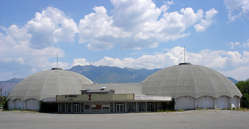 Former Cinedome 70, Riverdale, UT