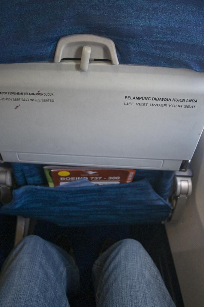 GA 133 Seat