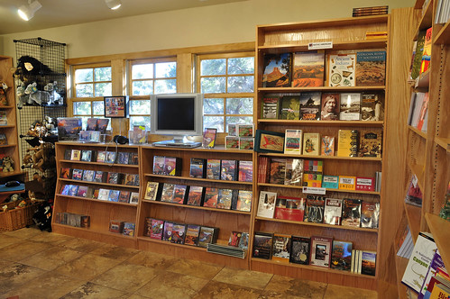Desert View Visitor Center Bookstore_0011