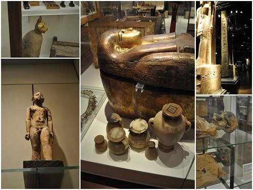 Muséo Egizio - Musée Egyptien