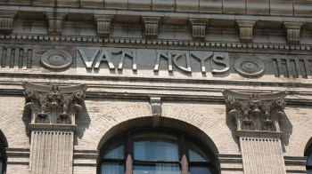 Van Nuys Hotel, AKA, The Barclay.  A VERY Raymond Chandler location