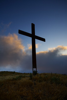 Justice at the Cross, Cross & Clouds
