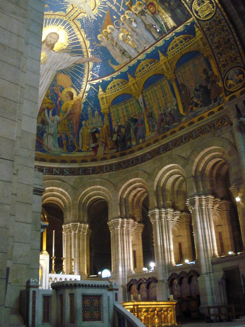 Inside Sacre Coeur Flickr Photo Sharing