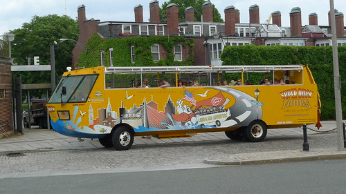 SUPER DUCK TOURS