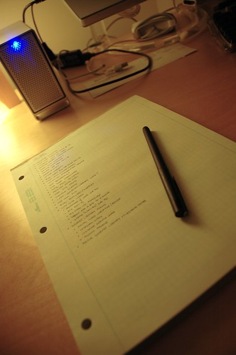 To - Do List remembering all the tasks to accomplish