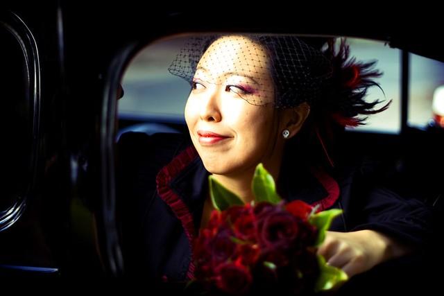 car seat bride