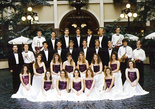 Wildcat show choir.