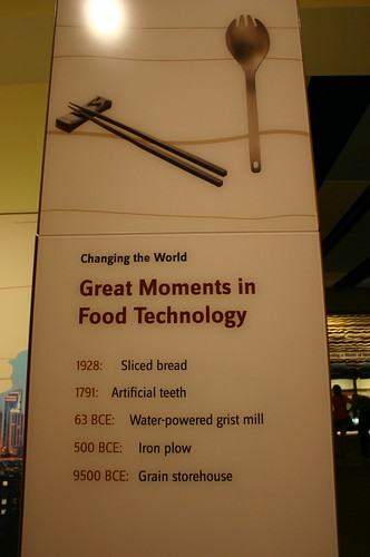 Great Moments in Food Technology