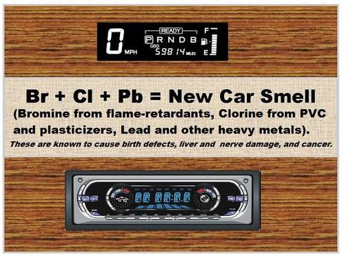 NASA Explores New Car Smell