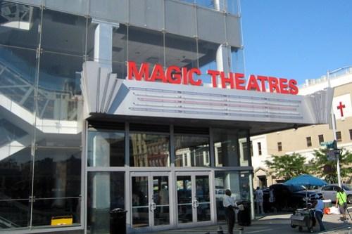 NYC - Harlem: Magic Theatres