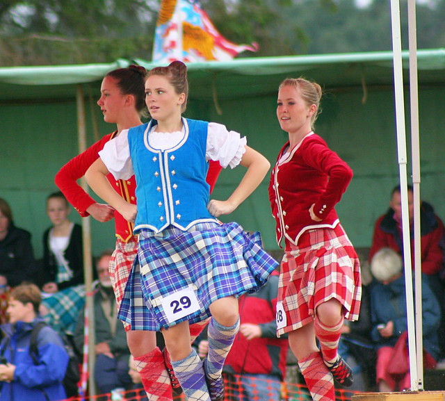 Highland Dancing Competition Dornoch Highland Gathering 2007 Flickr Photo Sharing