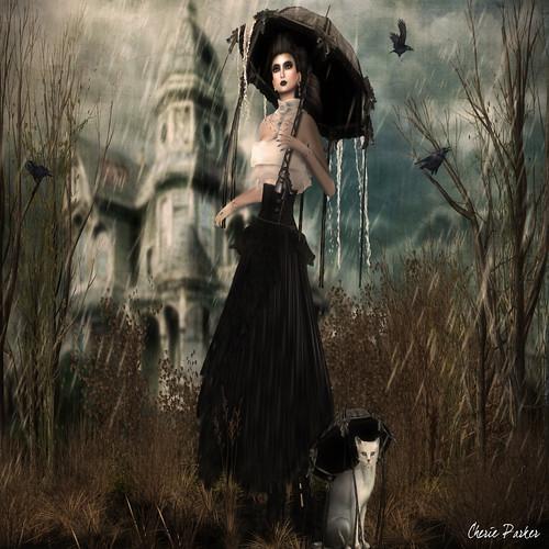 Caoimhe Lionheart Victorian Goth