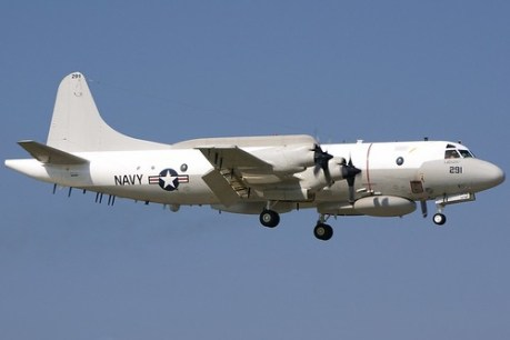 United Stats Navy EP-3E 160291 '291'