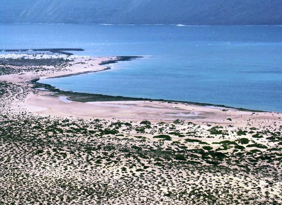 Playa del Salado y la Laja isla de La Graciosa 07