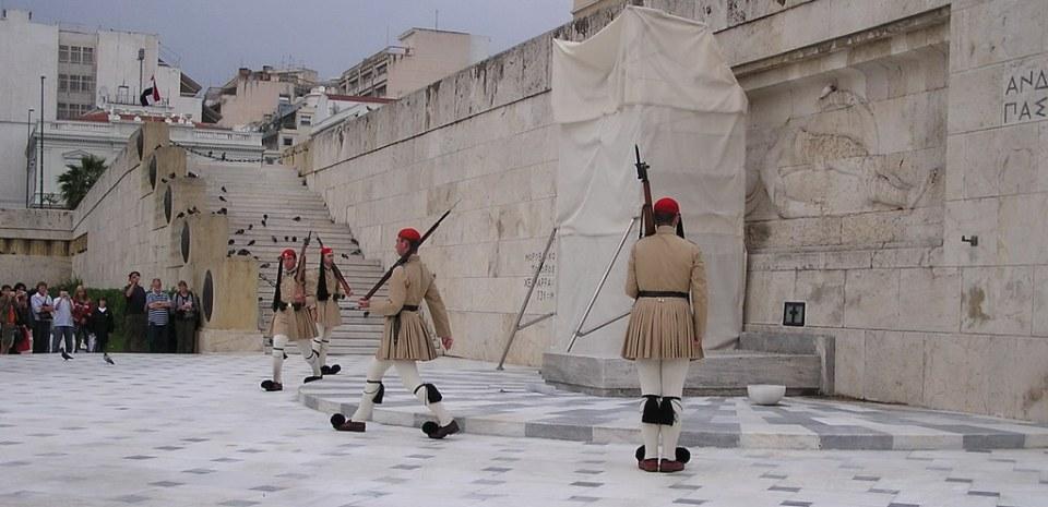 Grecia Atenas Parlamento Cambio de Guardia 11