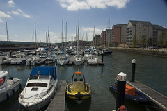 Portishead Dock