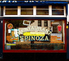 TURKISH RESTAURANT SPINOZA