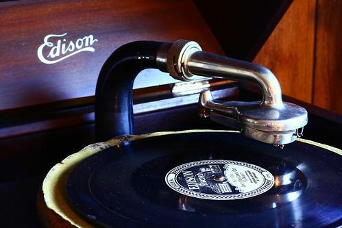 Edison Victrola