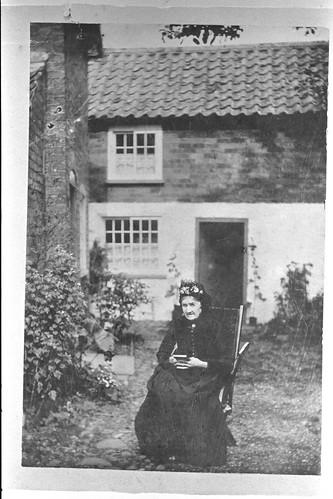 Mary Tingey (1821-187?)
